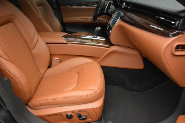 New 2016 Maserati Quattroporte S Q4 for sale Sold at Bentley Greenwich in Greenwich CT 06830 22