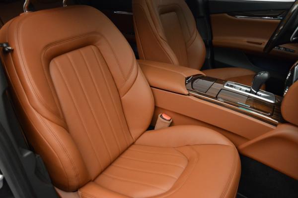 New 2016 Maserati Quattroporte S Q4 for sale Sold at Bentley Greenwich in Greenwich CT 06830 23