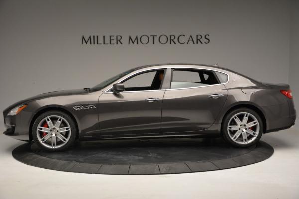 New 2016 Maserati Quattroporte S Q4 for sale Sold at Bentley Greenwich in Greenwich CT 06830 3