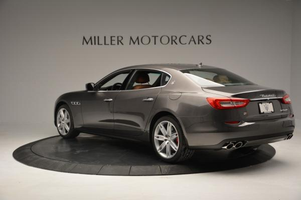 New 2016 Maserati Quattroporte S Q4 for sale Sold at Bentley Greenwich in Greenwich CT 06830 5