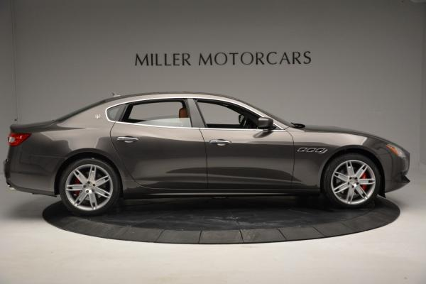 New 2016 Maserati Quattroporte S Q4 for sale Sold at Bentley Greenwich in Greenwich CT 06830 8