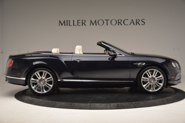 New 2017 Bentley Continental GT V8 for sale Sold at Bentley Greenwich in Greenwich CT 06830 9