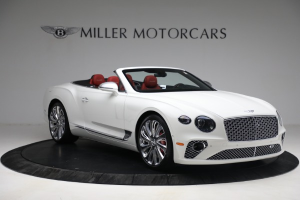 New 2021 Bentley Continental GT V8 Mulliner for sale Call for price at Bentley Greenwich in Greenwich CT 06830 10