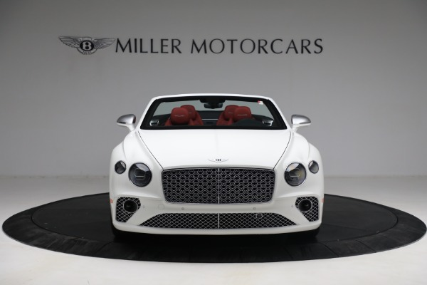 New 2021 Bentley Continental GT V8 Mulliner for sale Call for price at Bentley Greenwich in Greenwich CT 06830 11