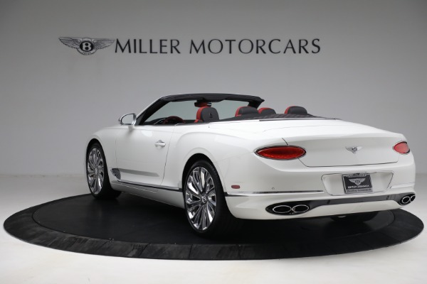 New 2021 Bentley Continental GT V8 Mulliner for sale Call for price at Bentley Greenwich in Greenwich CT 06830 4