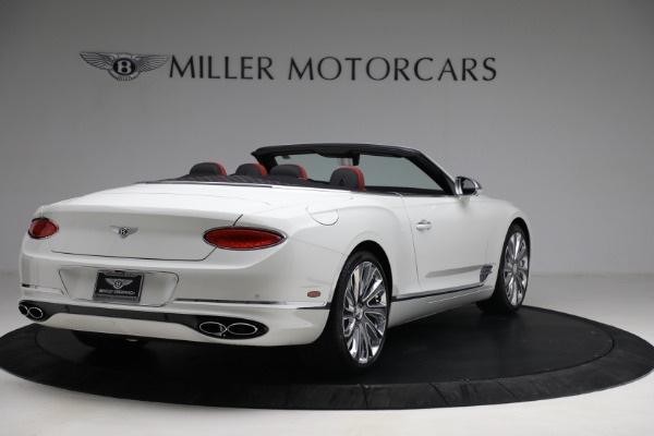 New 2021 Bentley Continental GT V8 Mulliner for sale Call for price at Bentley Greenwich in Greenwich CT 06830 6