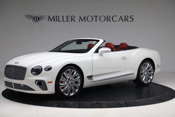 New 2021 Bentley Continental GT V8 Mulliner for sale Call for price at Bentley Greenwich in Greenwich CT 06830 1