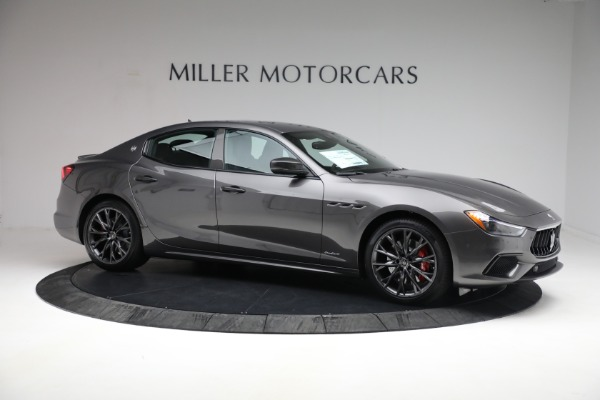 New 2021 Maserati Ghibli S Q4 GranSport for sale $100,635 at Bentley Greenwich in Greenwich CT 06830 11