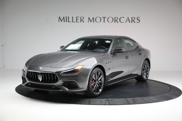 New 2021 Maserati Ghibli S Q4 GranSport for sale $100,635 at Bentley Greenwich in Greenwich CT 06830 2