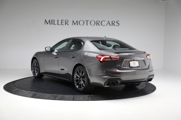 New 2021 Maserati Ghibli S Q4 GranSport for sale $100,635 at Bentley Greenwich in Greenwich CT 06830 6