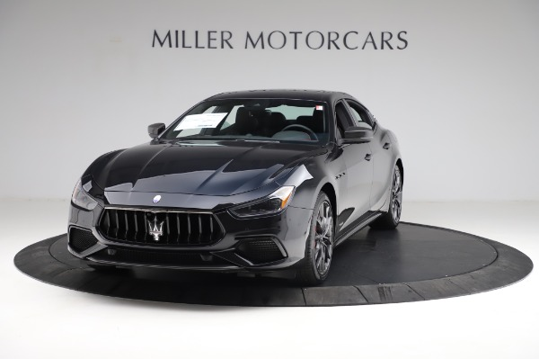 New 2021 Maserati Ghibli S Q4 GranSport for sale $100,635 at Bentley Greenwich in Greenwich CT 06830 1