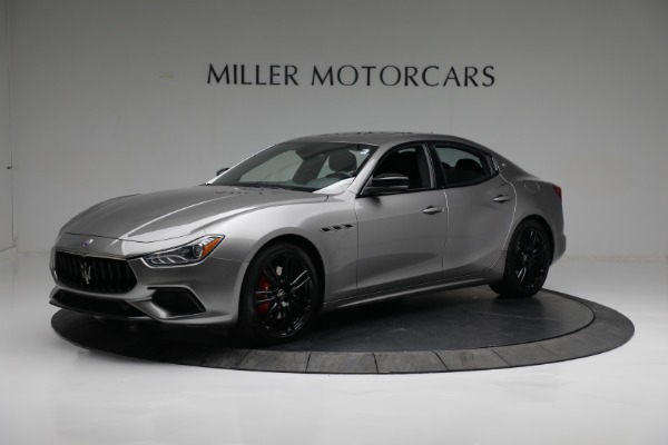 New 2021 Maserati Ghibli S Q4 for sale $90,075 at Bentley Greenwich in Greenwich CT 06830 2