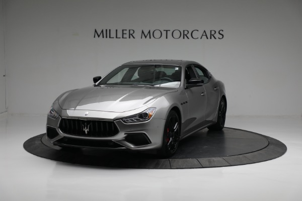 New 2021 Maserati Ghibli S Q4 for sale $90,075 at Bentley Greenwich in Greenwich CT 06830 1