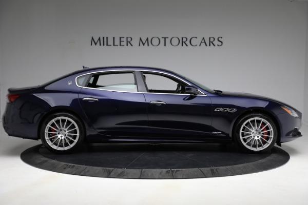 New 2021 Maserati Quattroporte S Q4 GranLusso for sale Call for price at Bentley Greenwich in Greenwich CT 06830 10