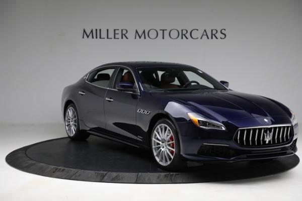 New 2021 Maserati Quattroporte S Q4 GranLusso for sale Call for price at Bentley Greenwich in Greenwich CT 06830 11