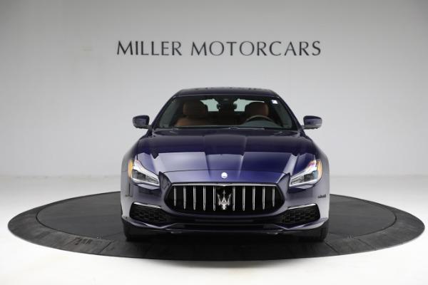 New 2021 Maserati Quattroporte S Q4 GranLusso for sale Call for price at Bentley Greenwich in Greenwich CT 06830 13