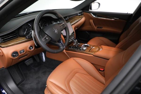 New 2021 Maserati Quattroporte S Q4 GranLusso for sale Call for price at Bentley Greenwich in Greenwich CT 06830 14