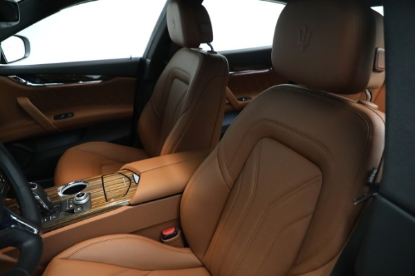 New 2021 Maserati Quattroporte S Q4 GranLusso for sale Call for price at Bentley Greenwich in Greenwich CT 06830 16