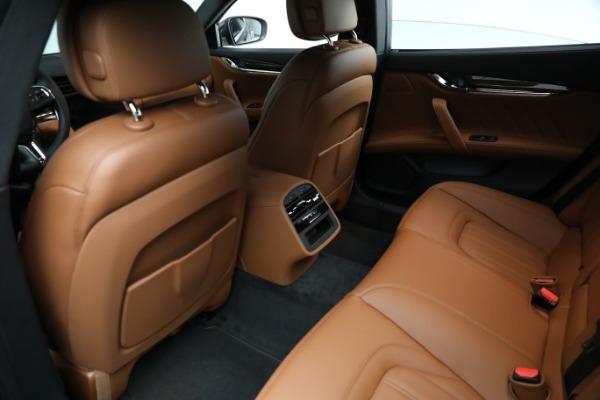 New 2021 Maserati Quattroporte S Q4 GranLusso for sale Call for price at Bentley Greenwich in Greenwich CT 06830 18