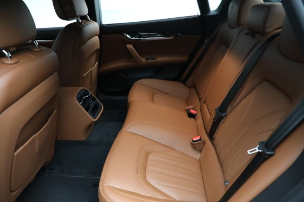 New 2021 Maserati Quattroporte S Q4 GranLusso for sale Call for price at Bentley Greenwich in Greenwich CT 06830 19