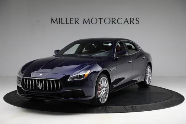 New 2021 Maserati Quattroporte S Q4 GranLusso for sale $125,149 at Bentley Greenwich in Greenwich CT 06830 2