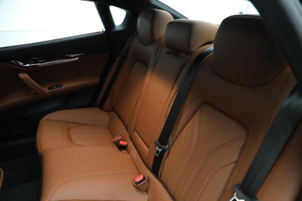New 2021 Maserati Quattroporte S Q4 GranLusso for sale Call for price at Bentley Greenwich in Greenwich CT 06830 20