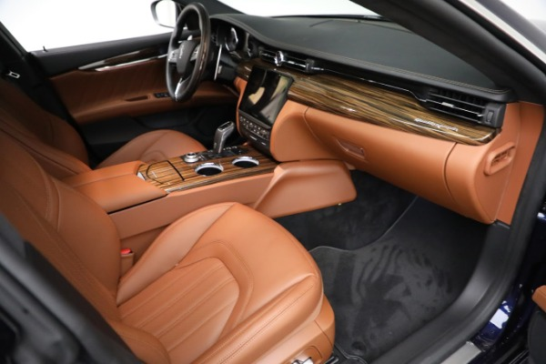 New 2021 Maserati Quattroporte S Q4 GranLusso for sale Call for price at Bentley Greenwich in Greenwich CT 06830 22