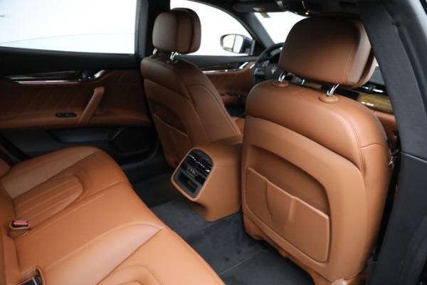 New 2021 Maserati Quattroporte S Q4 GranLusso for sale Call for price at Bentley Greenwich in Greenwich CT 06830 25