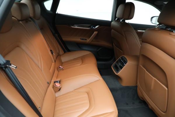 New 2021 Maserati Quattroporte S Q4 GranLusso for sale Call for price at Bentley Greenwich in Greenwich CT 06830 26