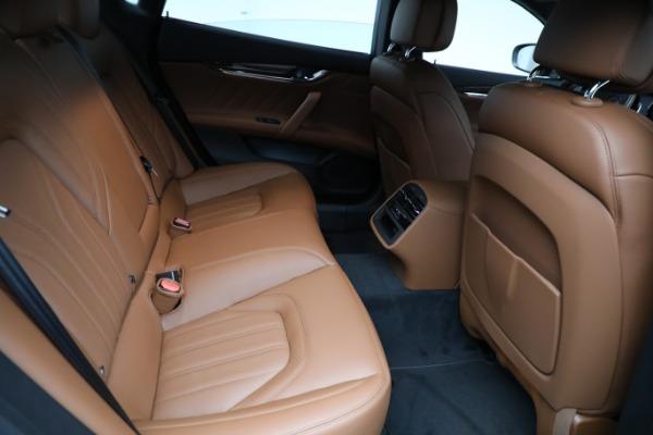 New 2021 Maserati Quattroporte S Q4 GranLusso for sale Call for price at Bentley Greenwich in Greenwich CT 06830 27