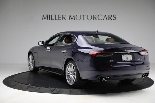 New 2021 Maserati Quattroporte S Q4 GranLusso for sale Call for price at Bentley Greenwich in Greenwich CT 06830 6