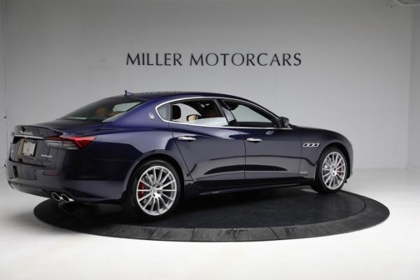 New 2021 Maserati Quattroporte S Q4 GranLusso for sale Call for price at Bentley Greenwich in Greenwich CT 06830 9