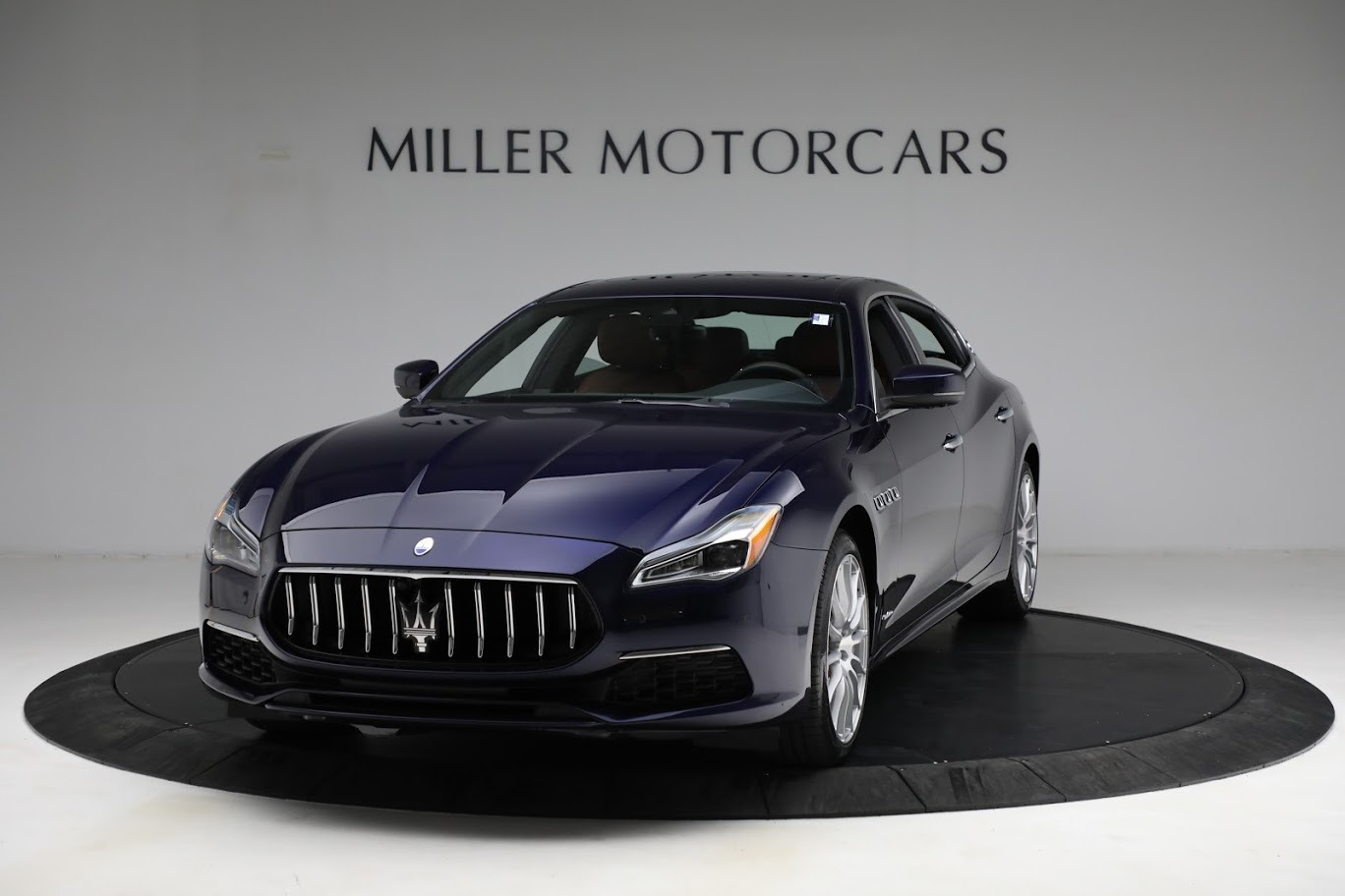 New 2021 Maserati Quattroporte S Q4 GranLusso for sale $125,149 at Bentley Greenwich in Greenwich CT 06830 1