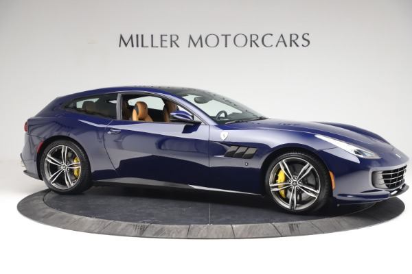 Used 2018 Ferrari GTC4Lusso for sale $289,900 at Bentley Greenwich in Greenwich CT 06830 10