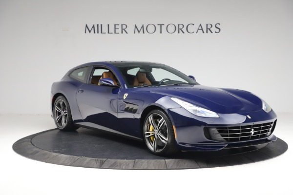 Used 2018 Ferrari GTC4Lusso for sale $289,900 at Bentley Greenwich in Greenwich CT 06830 11