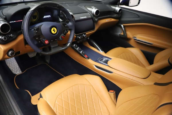 Used 2018 Ferrari GTC4Lusso for sale $289,900 at Bentley Greenwich in Greenwich CT 06830 13