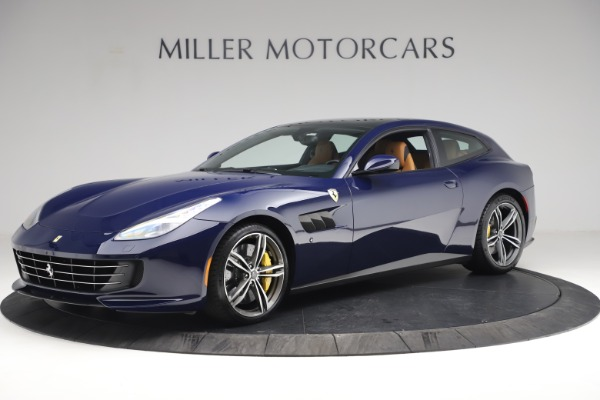 Used 2018 Ferrari GTC4Lusso for sale $289,900 at Bentley Greenwich in Greenwich CT 06830 2