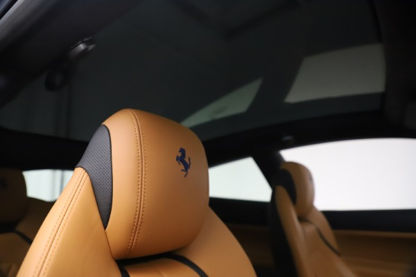 Used 2018 Ferrari GTC4Lusso for sale $289,900 at Bentley Greenwich in Greenwich CT 06830 28