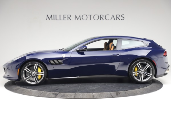 Used 2018 Ferrari GTC4Lusso for sale $289,900 at Bentley Greenwich in Greenwich CT 06830 3