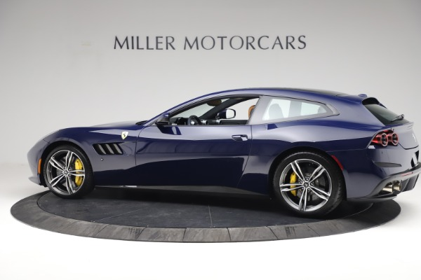 Used 2018 Ferrari GTC4Lusso for sale $289,900 at Bentley Greenwich in Greenwich CT 06830 4