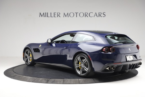 Used 2018 Ferrari GTC4Lusso for sale $289,900 at Bentley Greenwich in Greenwich CT 06830 5