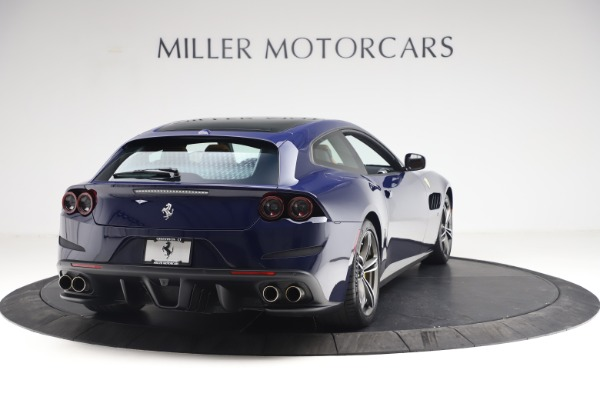 Used 2018 Ferrari GTC4Lusso for sale $289,900 at Bentley Greenwich in Greenwich CT 06830 7