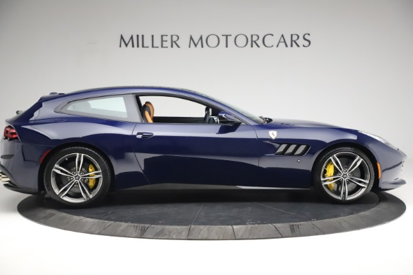 Used 2018 Ferrari GTC4Lusso for sale $289,900 at Bentley Greenwich in Greenwich CT 06830 9