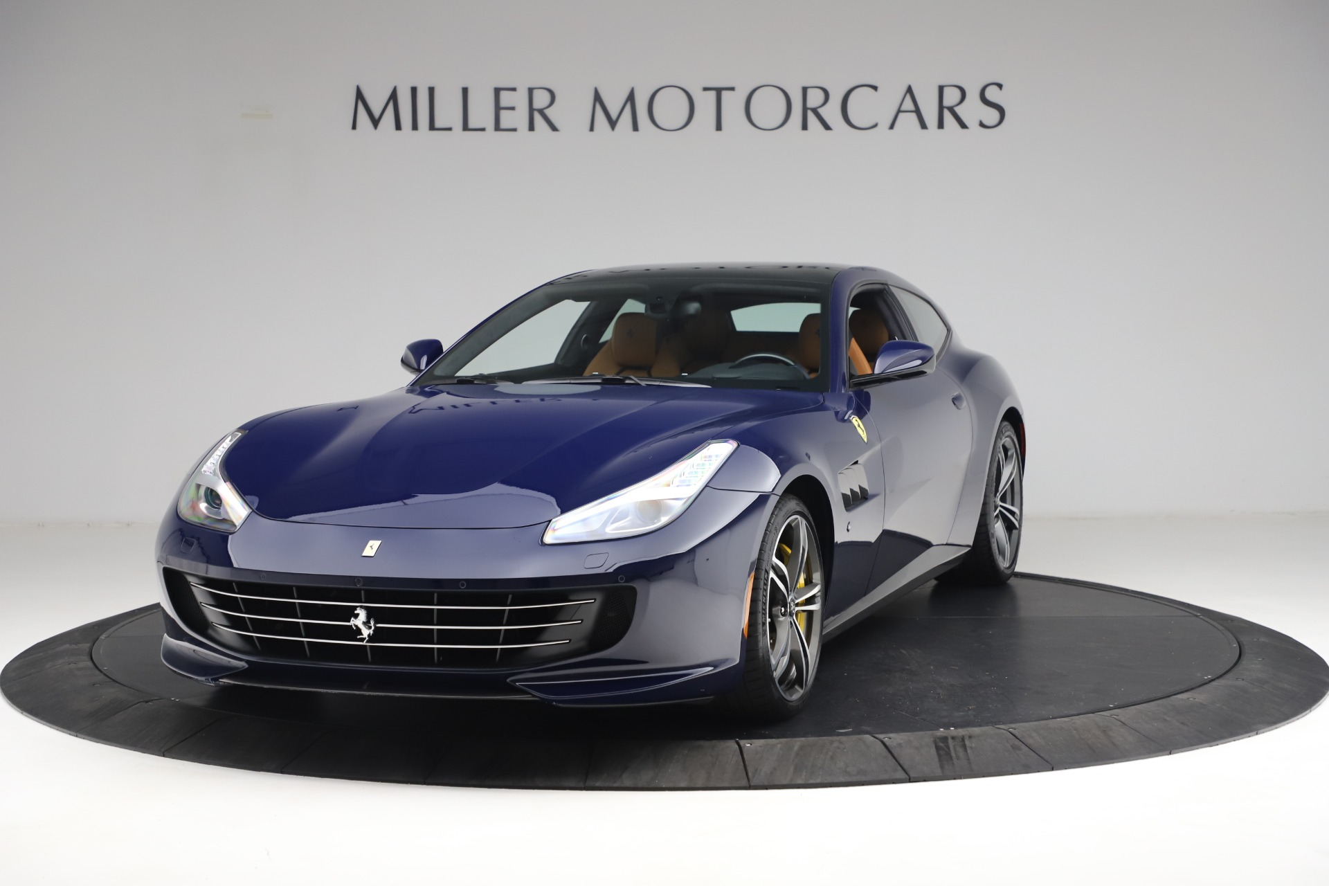Used 2018 Ferrari GTC4Lusso for sale $289,900 at Bentley Greenwich in Greenwich CT 06830 1