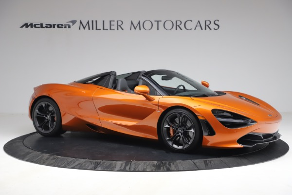 Used 2020 McLaren 720S Spider for sale $335,900 at Bentley Greenwich in Greenwich CT 06830 10