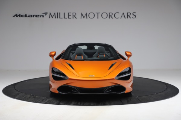 Used 2020 McLaren 720S Spider for sale $335,900 at Bentley Greenwich in Greenwich CT 06830 12