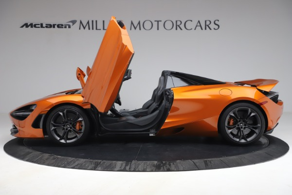 Used 2020 McLaren 720S Spider for sale $335,900 at Bentley Greenwich in Greenwich CT 06830 15