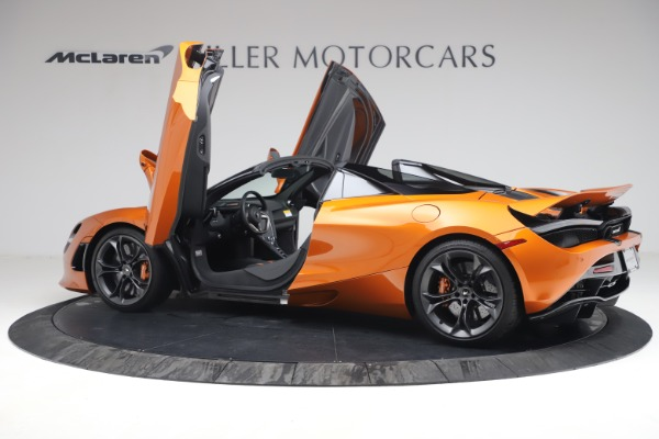 Used 2020 McLaren 720S Spider for sale $335,900 at Bentley Greenwich in Greenwich CT 06830 16