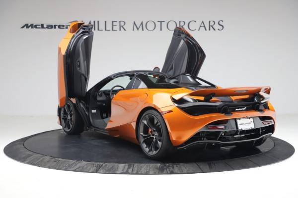 Used 2020 McLaren 720S Spider for sale $335,900 at Bentley Greenwich in Greenwich CT 06830 17