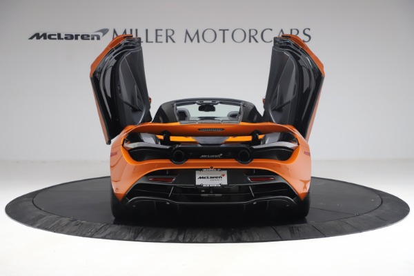Used 2020 McLaren 720S Spider for sale $335,900 at Bentley Greenwich in Greenwich CT 06830 18